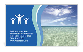 0000079258 Business Card Template