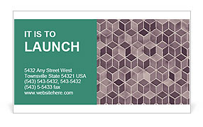 0000079267 Business Card Template