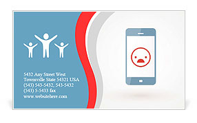 0000079274 Business Card Template
