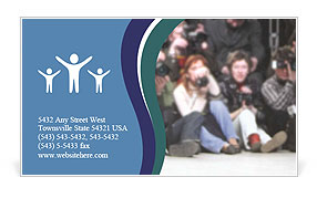 0000079313 Business Card Template