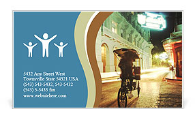 0000079321 Business Card Template
