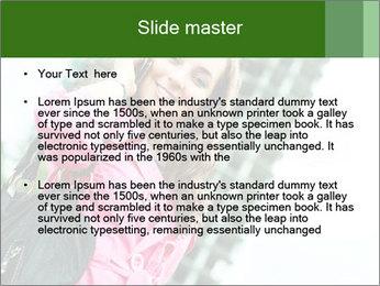 0000079337 PowerPoint Templates - Slide 2