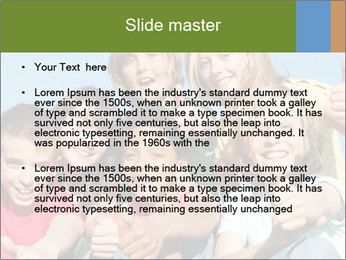 0000079342 PowerPoint Templates - Slide 2