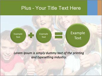 0000079342 PowerPoint Templates - Slide 75