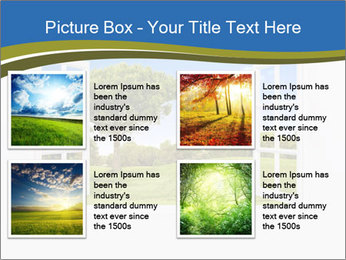 0000079374 PowerPoint Templates - Slide 14