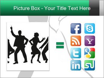 0000079411 PowerPoint Templates - Slide 21