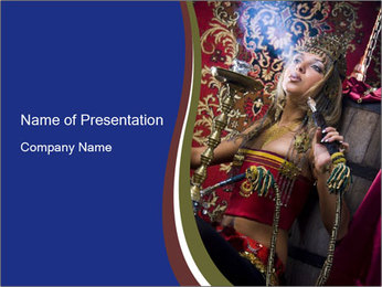 0000079412 PowerPoint Template - Slide 1
