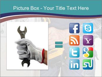 0000079426 PowerPoint Templates - Slide 21