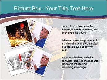 0000079426 PowerPoint Templates - Slide 23