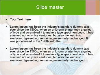 0000079430 PowerPoint Templates - Slide 2
