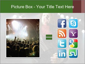 0000079431 PowerPoint Templates - Slide 21