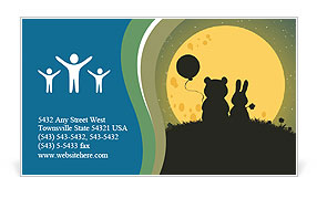 0000079455 Business Card Template