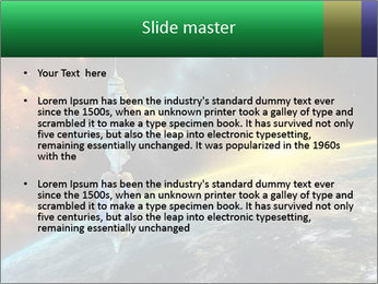 0000079480 PowerPoint Templates - Slide 2