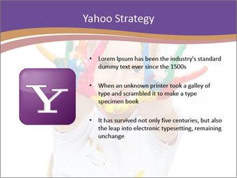 0000079534 PowerPoint Templates - Slide 11
