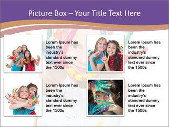 0000079534 PowerPoint Templates - Slide 14