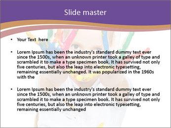 0000079534 PowerPoint Templates - Slide 2