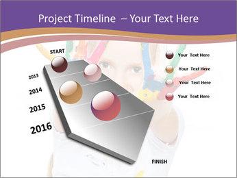 0000079534 PowerPoint Templates - Slide 26