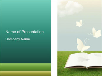 0000079536 PowerPoint Templates - Slide 1