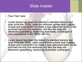 0000079546 PowerPoint Templates - Slide 2