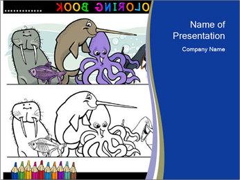 0000079549 PowerPoint Templates - Slide 1