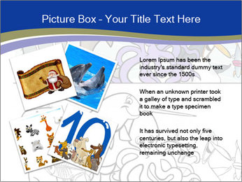 0000079549 PowerPoint Templates - Slide 23