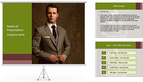 0000079554 PowerPoint Template