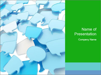 0000079555 PowerPoint Template - Slide 1