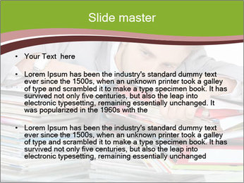 0000079596 PowerPoint Templates - Slide 2