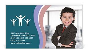 0000079613 Business Card Template