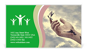 0000079618 Business Card Template
