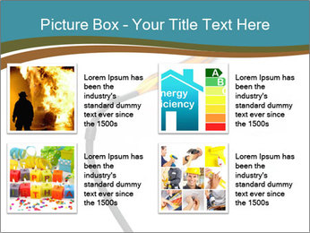 0000079664 PowerPoint Templates - Slide 14