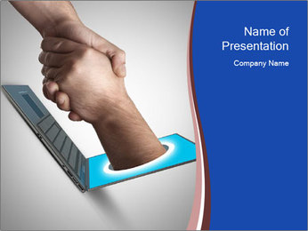 0000079666 PowerPoint Template - Slide 1