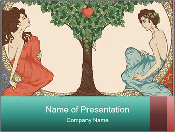 0000079684 PowerPoint Template - Slide 1