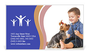 0000079695 Business Card Template