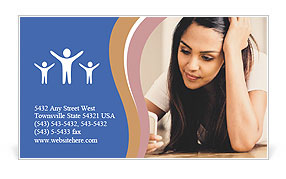 0000079707 Business Card Template