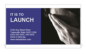 0000079708 Business Card Template