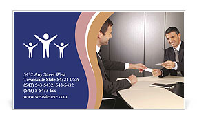 0000079721 Business Card Template