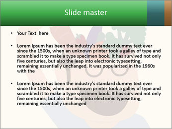 0000079739 PowerPoint Templates - Slide 2