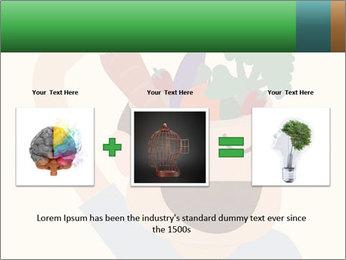0000079739 PowerPoint Templates - Slide 22