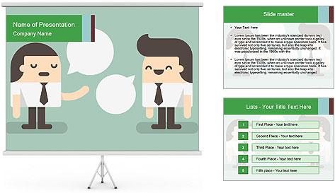 0000079740 PowerPoint Template