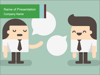 0000079740 PowerPoint Template - Slide 1