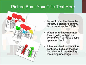 0000079740 PowerPoint Template - Slide 17