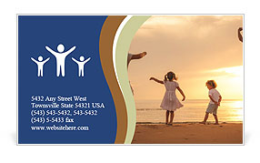 0000079750 Business Card Template