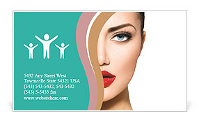 0000079757 Business Card Template
