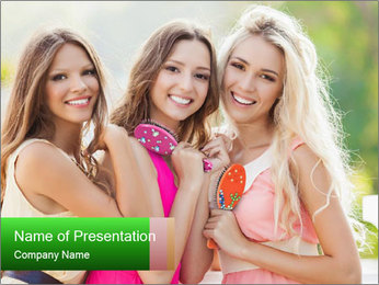 0000079760 PowerPoint Template - Slide 1