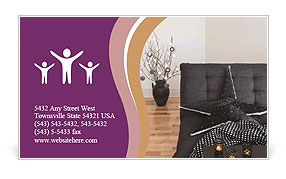 0000079771 Business Card Template