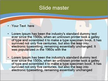 0000079772 PowerPoint Templates - Slide 2