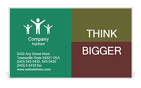0000079829 Business Card Template