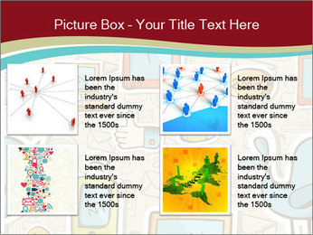 0000079832 PowerPoint Template - Slide 14