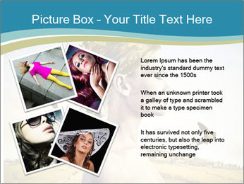 0000079839 PowerPoint Templates - Slide 23